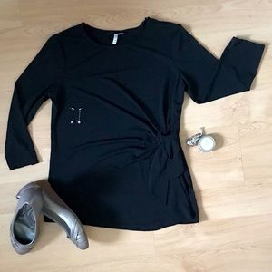 $45 Elle shirt with side detail